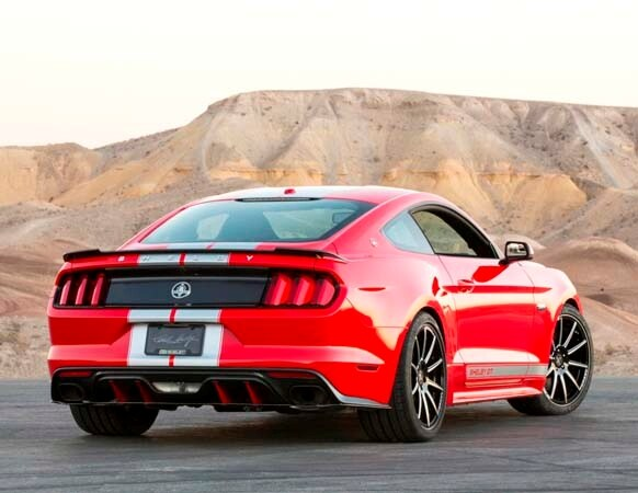 2015 Shelby Gt Shelby American S Maxi Mustang Kelley