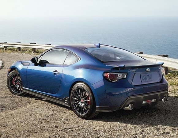 2015 subaru brz series blue edition unveiled kelley blue book. Black Bedroom Furniture Sets. Home Design Ideas