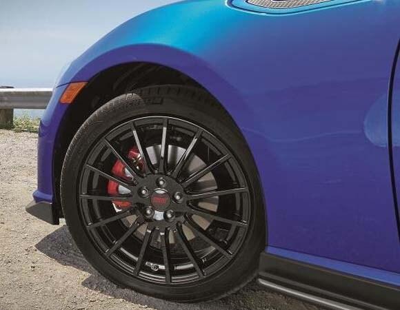 2015 Subaru Brz Series Blue Edition Unveiled Kelley Blue Book