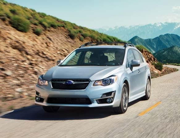 2015 Subaru Impreza: Face freshened, features added 4