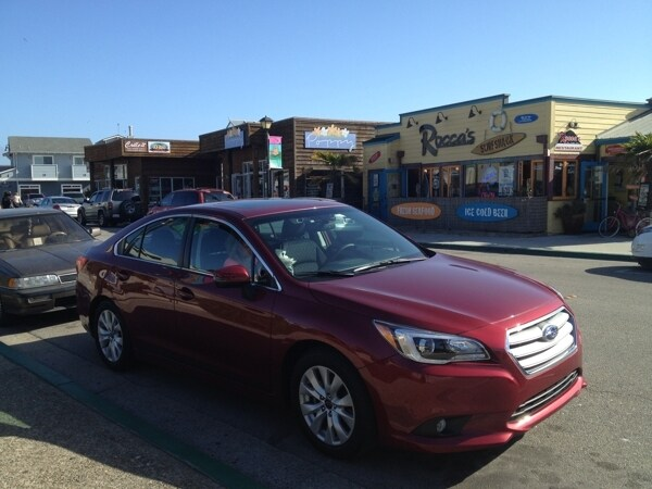 2015 Subaru Legacy First Review 10