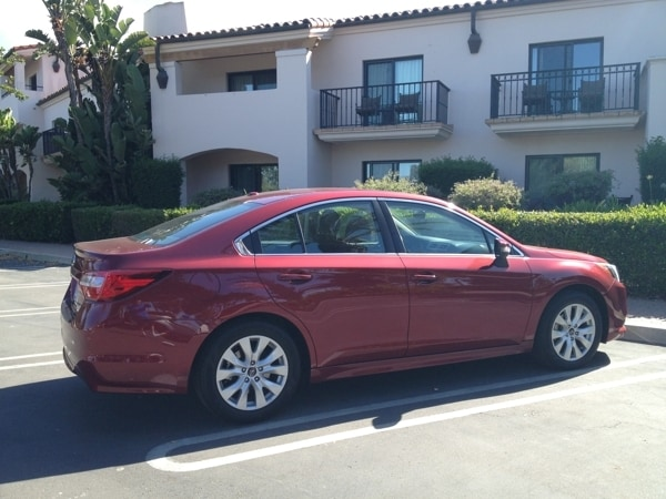 2015 Subaru Legacy First Review 11