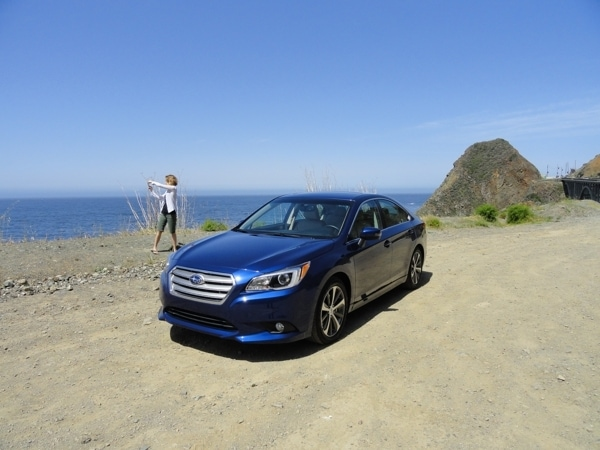 2015 Subaru Legacy First Review 2