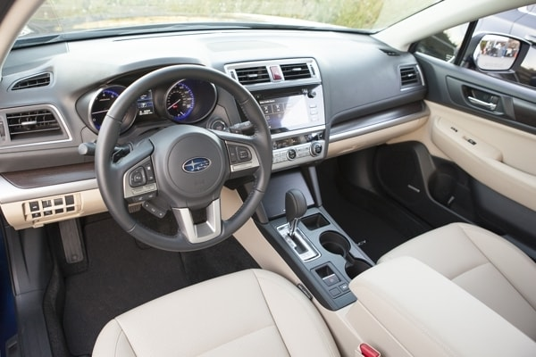 2015 Subaru Legacy First Review 14