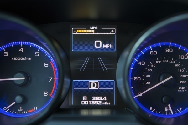 2015 Subaru Legacy First Review 15