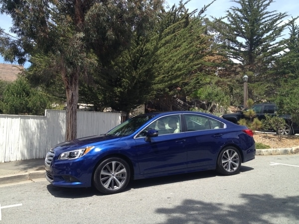 2015 Subaru Legacy First Review 3