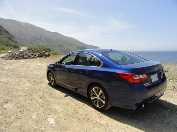 2015 Subaru Legacy First Review 6