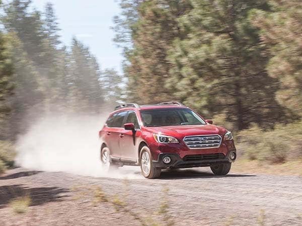 2015 Subaru Outback First Review