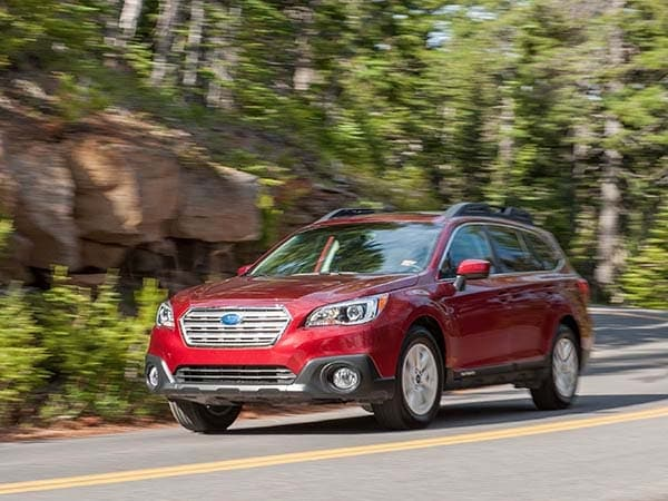 2015 Subaru Outback First Review 1