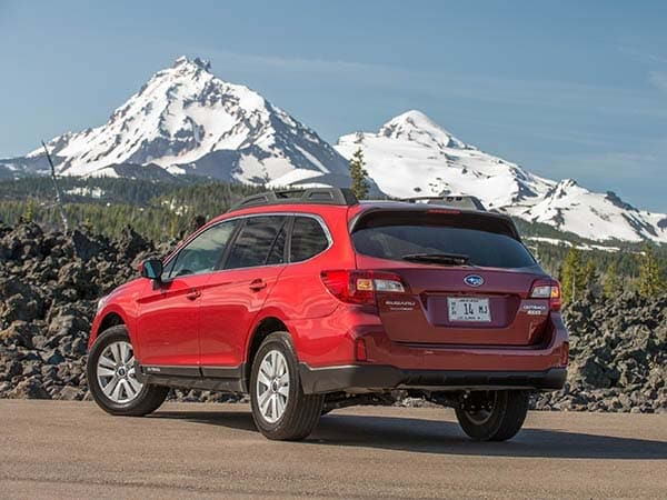 2015 Subaru Outback First Review 4