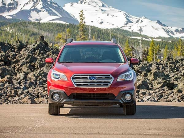 2015 Subaru Outback First Review 5
