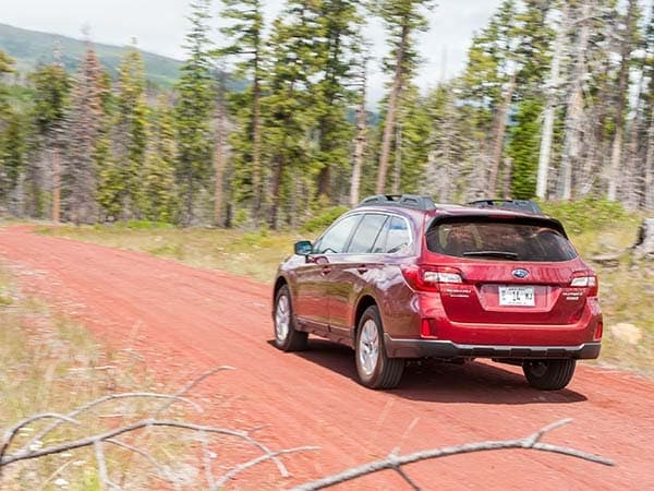 2015 Subaru Outback First Review 7
