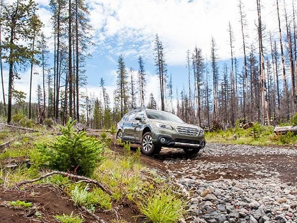 2015 Subaru Outback First Review 15