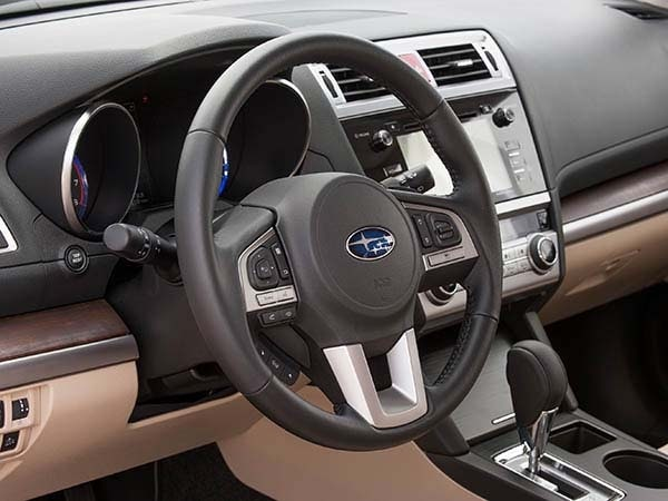 2015 Subaru Outback First Review 20