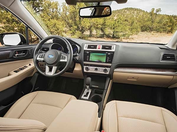 2015 Subaru Outback First Review 19