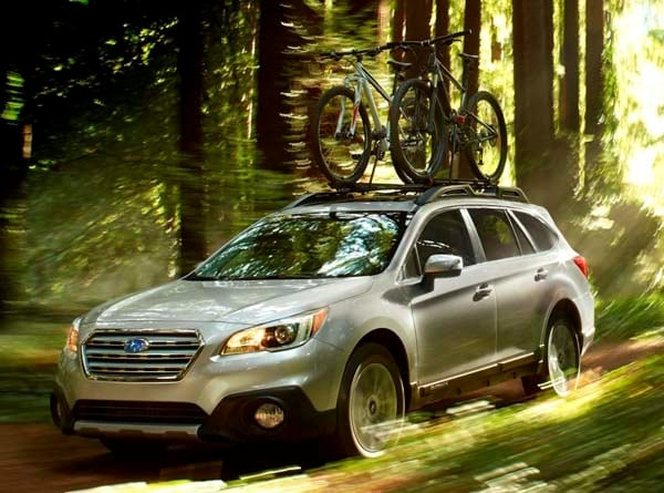 2015 Subaru Outback gets a major makeover - Kelley Blue Book