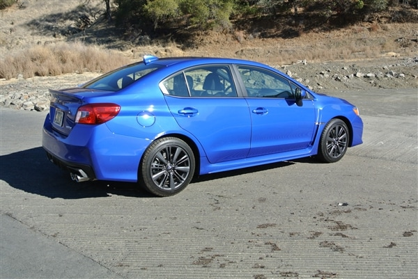 2015 Subaru WRX First Review: All Grown Up 9
