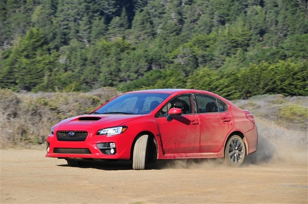 2015 Subaru WRX First Review: All Grown Up 2