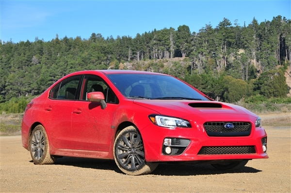 2015 Subaru WRX First Review: All Grown Up