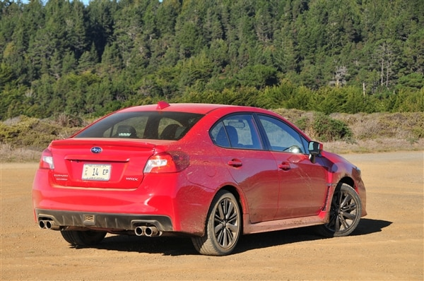2015 Subaru WRX First Review: All Grown Up 1