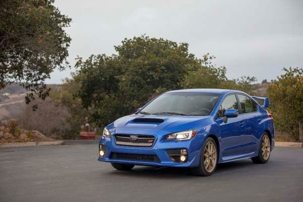 Subaru Wrx Sti Launch Edition >> 2015 Subaru Wrx Sti Launch Edition Quick Take Kelley Blue Book