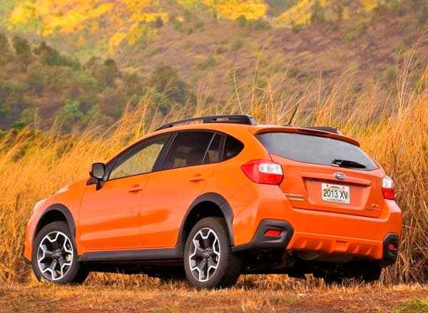 2015 Subaru XV Crosstrek offers EyeSight assist - Kelley ...