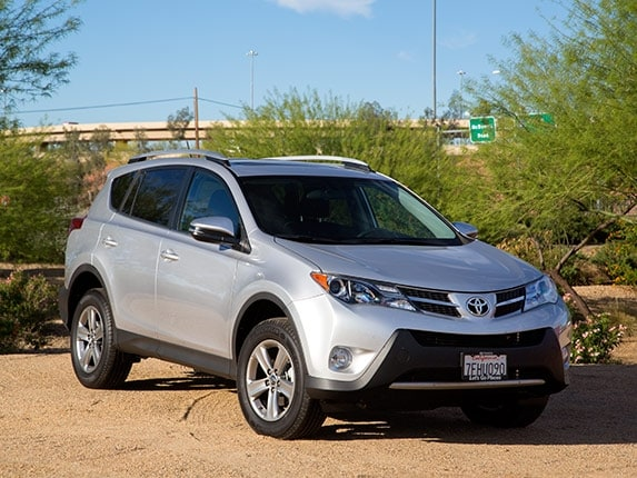 compact suv comparison 2015 toyota rav4 kelley blue book. Black Bedroom Furniture Sets. Home Design Ideas
