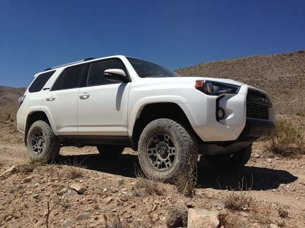 2015 Toyota 4Runner, Tundra & Tacoma TRD Pro Series First Review - Kelley Blue Book