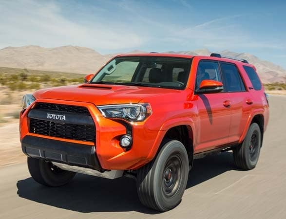 2015 toyota tacoma and 4runner trd pro series priced kelley blue book. Black Bedroom Furniture Sets. Home Design Ideas