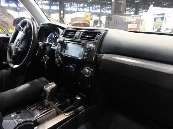 2015 Toyota Tundra, Tacoma, 4Runner TRD Pro Bow In Chicago | Kelley Blue  Book