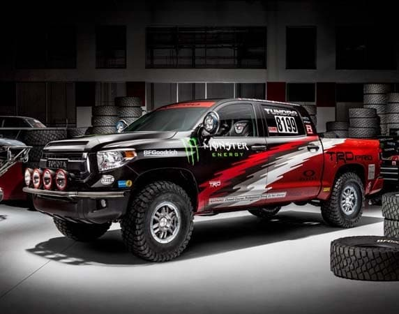2015 Toyota Tundra Trd Pro Series Set For Baja 1000