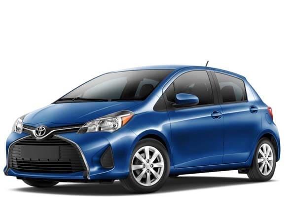 2015 Toyota Yaris updated - Kelley Blue Book