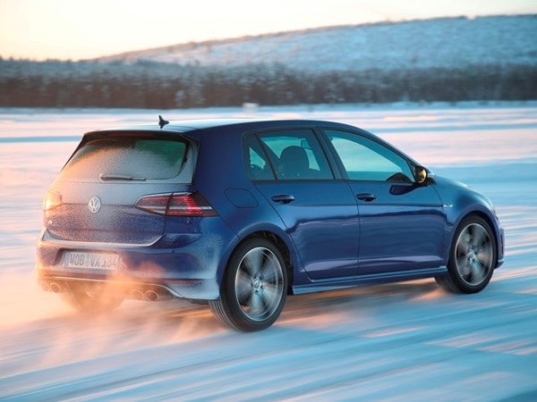 2015 Volkswagen Golf R First Drive: Fast and Frozen - Gen 7 3
