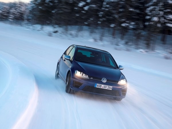 2015 Volkswagen Golf R First Drive: Fast and Frozen - Gen 7 2