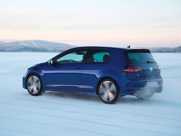 2015 Volkswagen Golf R First Drive: Fast and Frozen - Gen 7 4