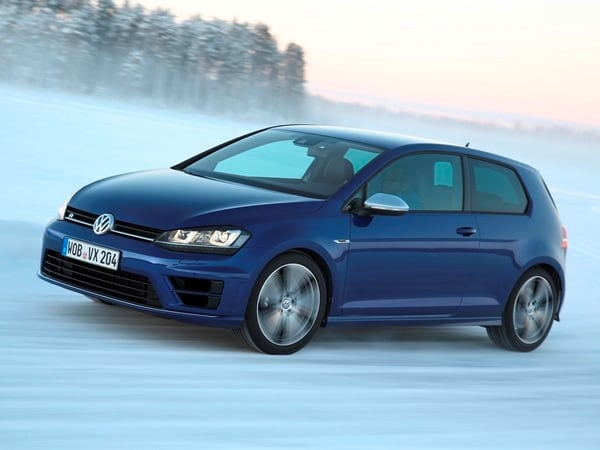 2015 Volkswagen Golf R First Drive: Fast and Frozen - Gen 7 5