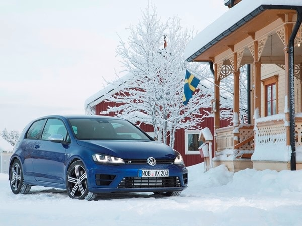 2015 Volkswagen Golf R First Drive: Fast and Frozen - Gen 7 7
