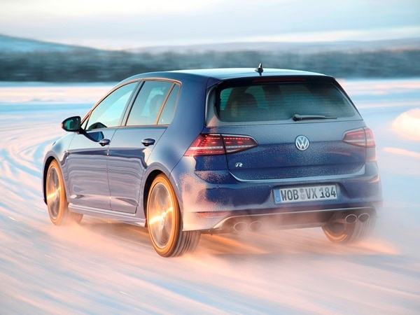 2015 Volkswagen Golf R First Drive: Fast and Frozen - Gen 7 10
