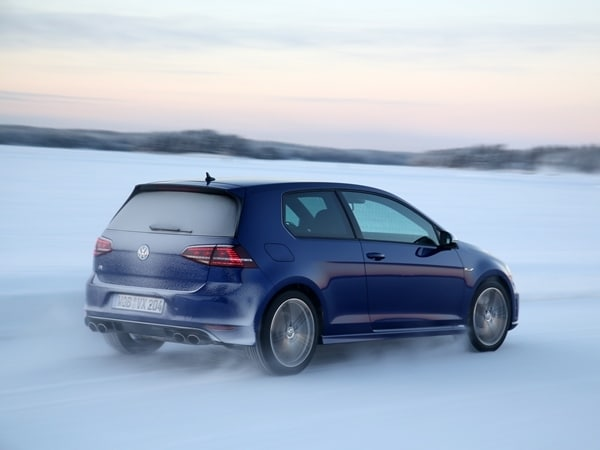 2015 Volkswagen Golf R First Drive: Fast and Frozen - Gen 7 13