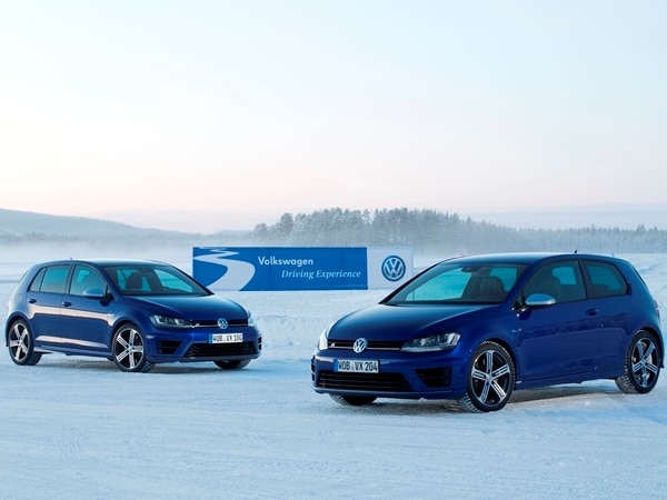2015 Volkswagen Golf R First Drive: Fast and Frozen - Gen 7 16