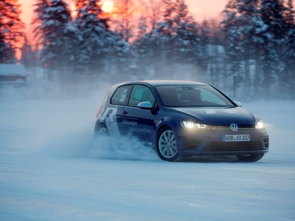 2015 Volkswagen Golf R First Drive: Fast and Frozen - Gen 7 18