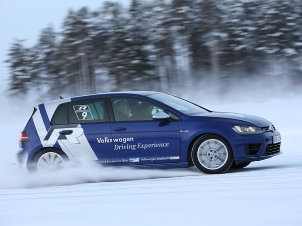 2015 Volkswagen Golf R First Drive: Fast and Frozen - Gen 7 25