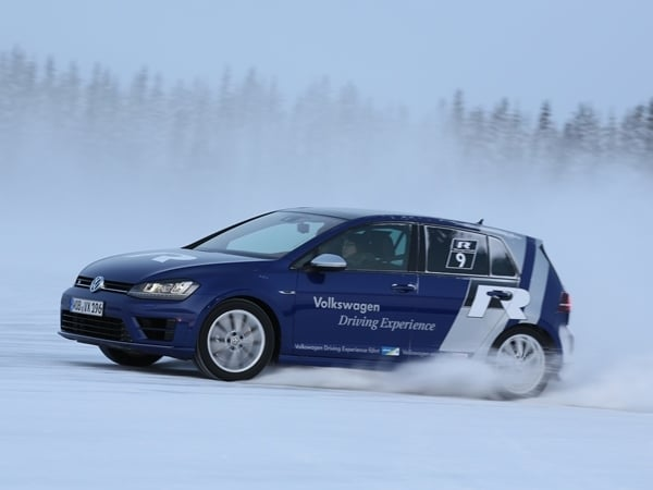 2015 Volkswagen Golf R First Drive: Fast and Frozen - Gen 7 26
