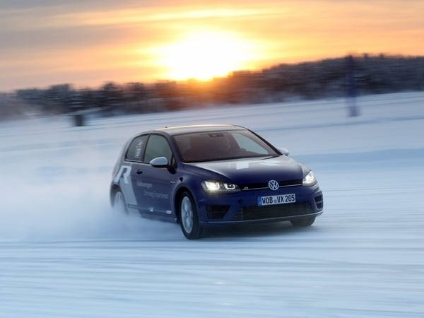 2015 Volkswagen Golf R First Drive: Fast and Frozen - Gen 7 29