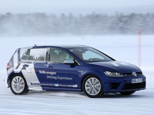 2015 Volkswagen Golf R First Drive: Fast and Frozen - Gen 7 35