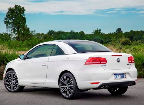 2015 volkswagen eos final edition bows out kelley blue book. Black Bedroom Furniture Sets. Home Design Ideas