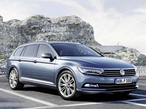 European 2015 Volkswagen Passat Hints At Next Gen U S