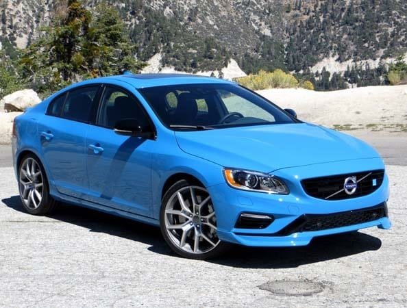 2015 5 Volvo S60 V60 Polestar First Review Kelley Blue Book
