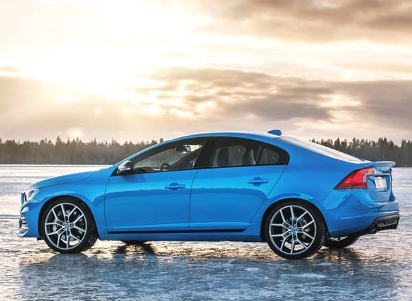 New Cars Less Than 25000 >> 2015.5 Volvo S60/V60 Polestar First Review - Kelley Blue Book