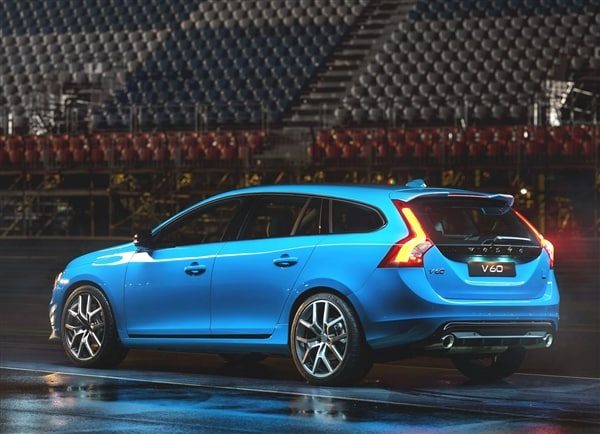 2015 Volvo S60 V60 Polestar Models Coming To America Kelley Blue Book